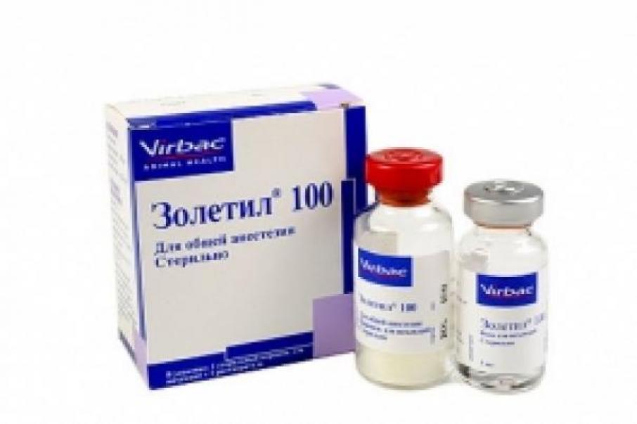 Золетил 100 (81 флаккор)