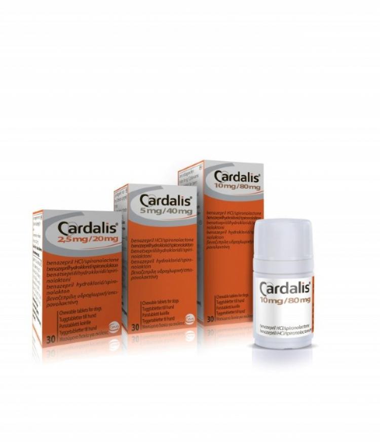 Кардалис 5 мг40 мг 30 таблетокуп