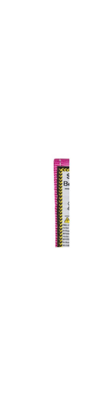 Rogz Ремень для пристегивания в автомобиле, розовый, SAFETY BELT CLIP SBC19K, 0,058 кг
