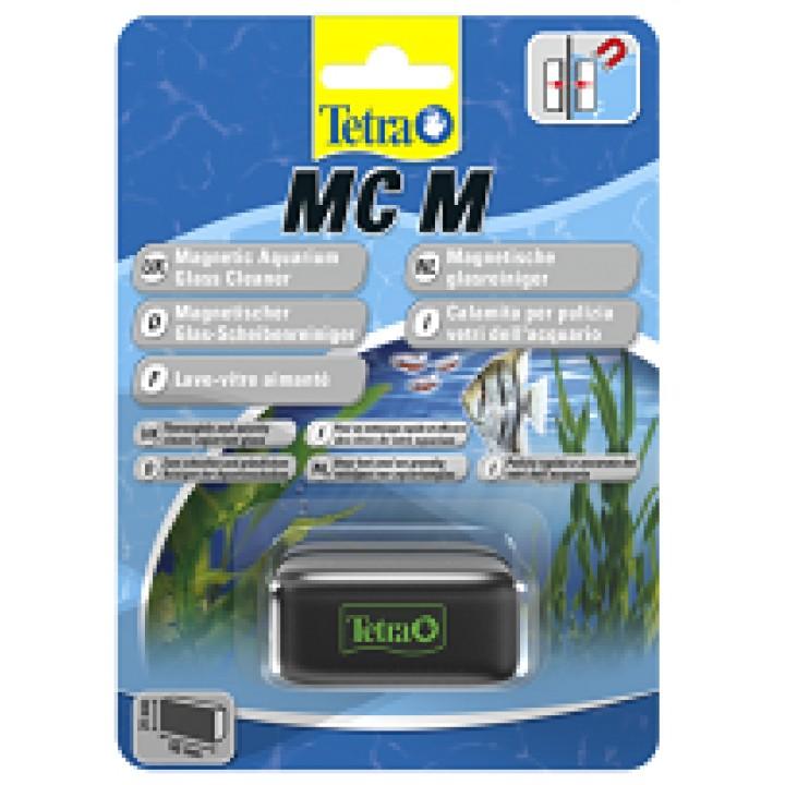 Tetra (оборудование) ВИА Магнитный стеклоочиститель для аквариумов MC Magnet Cleaner M 239302, 0,095 кг, 36368