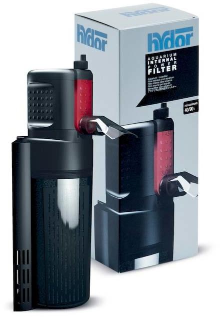 Hydor CRYSTAL 1  внутренний фильтр 450 л/ч для аквариумов 40-90 л, F01212