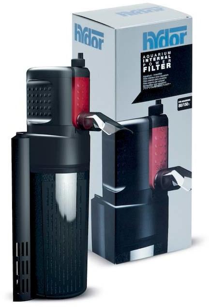 Hydor CRYSTAL 2  внутренний фильтр 650 л/ч для аквариумов 80-150 л, F01311