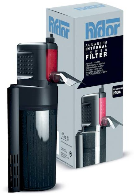 Hydor CRYSTAL Mini  внутренний фильтр 170 л/ч для аквариумов 20-50 л, F01112