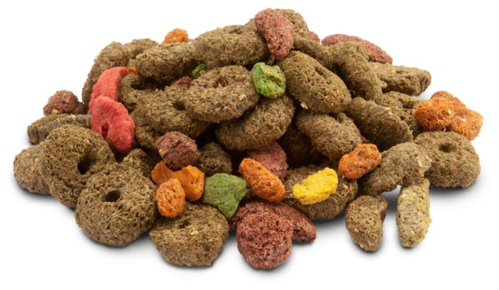 Versele-Laga Crispy Snack дополнительный корм для грызунов, с клетчаткой 650 гр