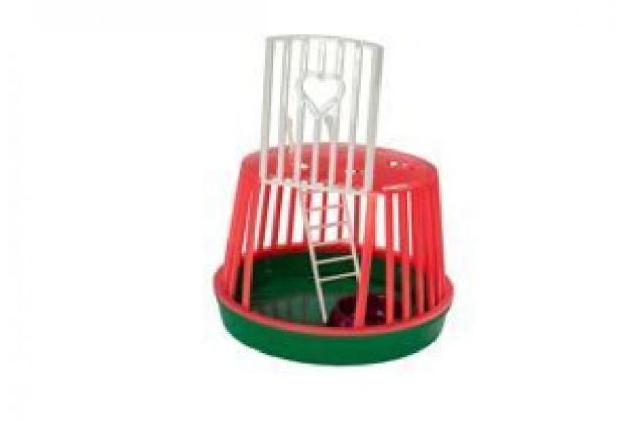 Дарэлл 3564 Переноска дмелких животных (комплект: миска, лесенка)
