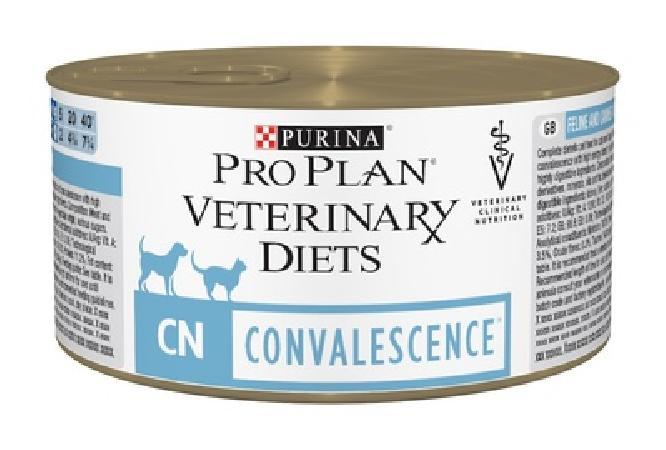 Purina (вет. корма) Консервы для кошек и собак - при реабилитации, при анорексии (CN) -12275730/12381645, 0,195 кг