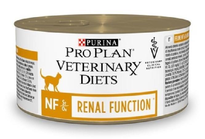 Purina (вет. корма) Консервы для кошек - лечение почек(VETERINARY NF) -12275867/12381647, 0,195 кг