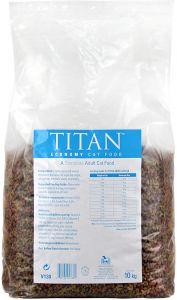 Titan Economy корм для взрослых кошек всех пород 10 кг