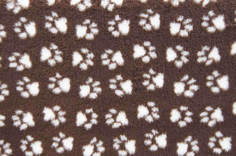 ProFleece коврик меховой 1х1,6 м шоколадкрем
