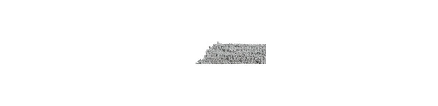 Trixie Коврик грязезащитный, непромокаемый, 60х50 см, серый 28534, 0,800 кг
