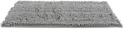 Trixie Коврик грязезащитный, непромокаемый, 100х70 см, серый 28536, 1,810 кг