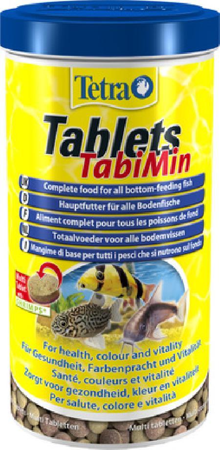 Tetra (корма) ВИА Корм для всех видов донных рыб, таблетки Tetra Tablets TabiMin 125940, 0,684 кг