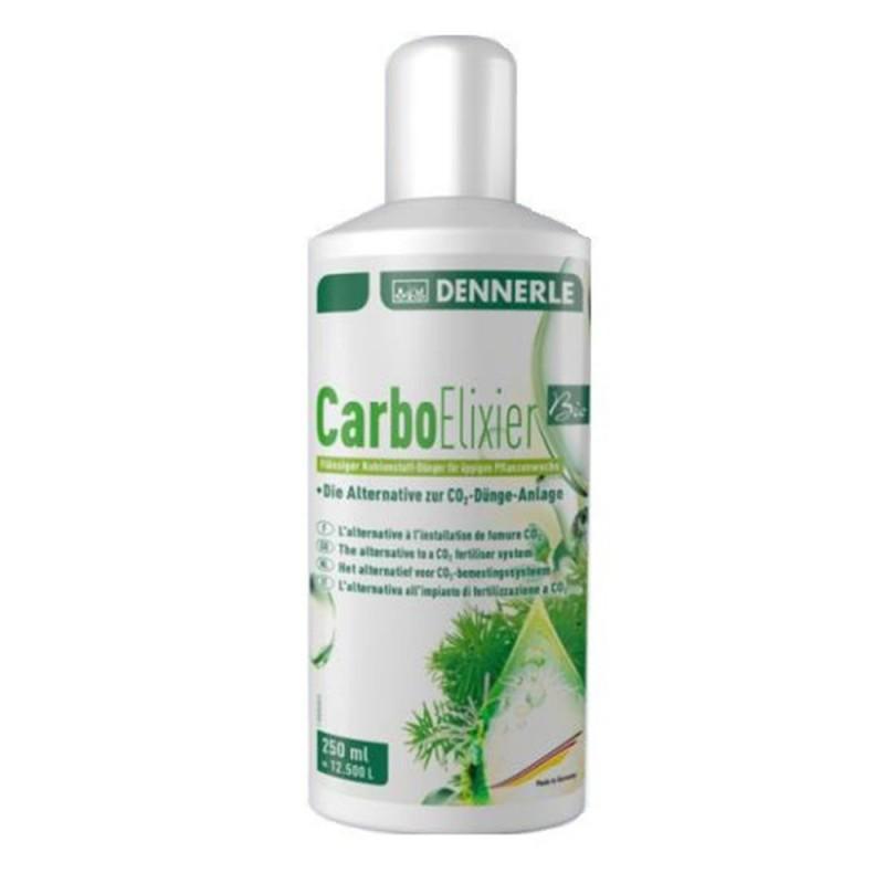 [281.3111]  Dennerle Carbo Elixier Bio 250 - Натуральное жидкое углеродное удобрение, 250 мл на 12500 л, 281.3111