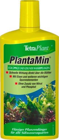 Tetra PlantaMin жидкое удобрение с Fe и микроэлементами 500 мл