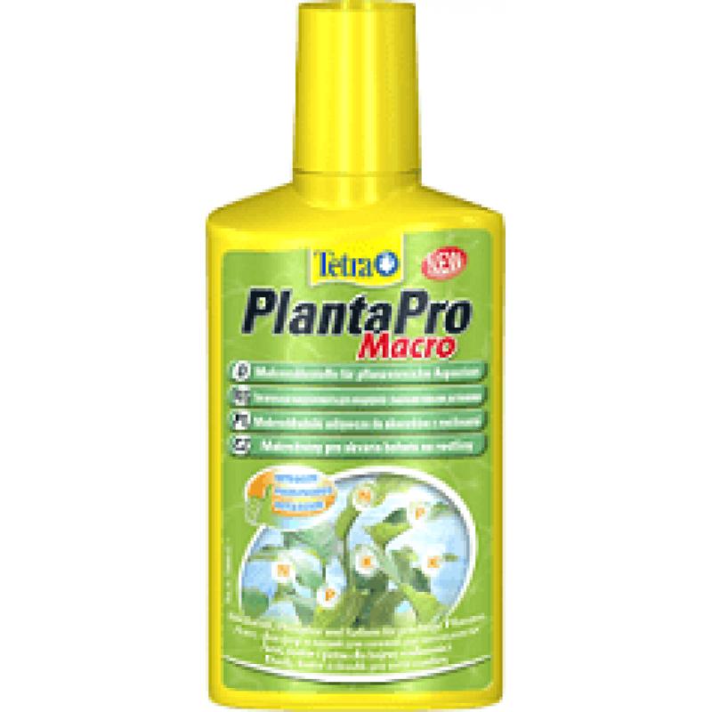 Tetra PlantaPro Micro жидкое удобрение с микроэлементами и витаминами 250 мл