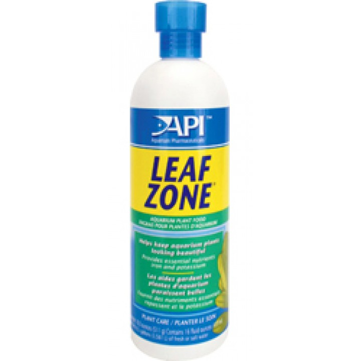 A576J Лайф Зон - Удобрение для аквариумных растений Leaf Zone, 473 ml