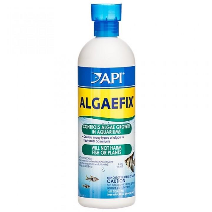 A87E Альджефикс - Средство для борьбы с водорослями в аквариумах Algaefix, 473 ml