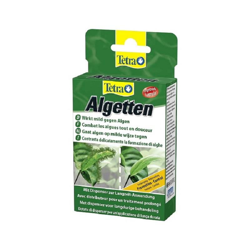 [283.106.140349]  Algetten  12 табл. средство против водорослей  на 120л
