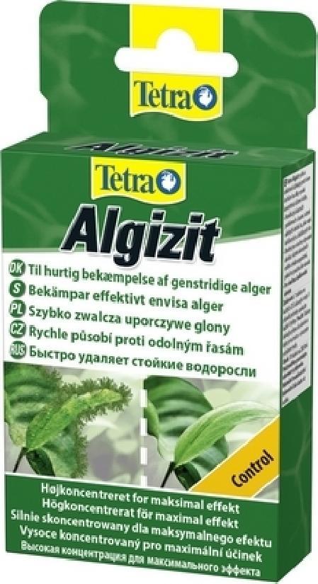 Tetra Algizit средство для борьбы с водорослями, быстрого действия 10 таблеток