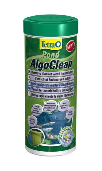 Tetra Pond AlgoClean средство для мгновенного уничтожения нитчатых водорослей 300 г/6 000 л, 187757