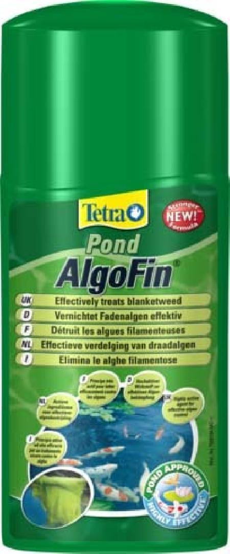 Препарат Tetra Pond AlgoFin 1л, против сине-зелёных водорослей и ряски