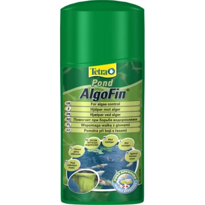 Средство против сине-зелёных водорослей и ряски Pond Algo Fin 500 ml, 143784