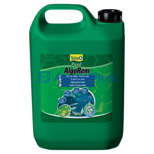 Препарат Tetra Pond AlgoRem 3л, против плавающих водорослей (зеленая вода)