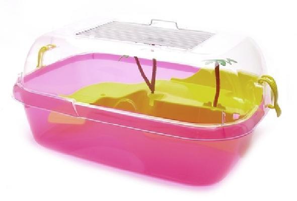 Benelux аксессуары Закрытый домик для черепахи XS, 44 * 34 * 20 см (Turtle box mini) 448, 2,000 кг
