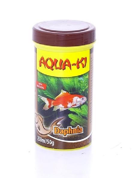 Benelux корма ВИА Корм для рыбок дафния (AQUA-KI DAPHNIA 100 ML).., 0,020 кг, 51083