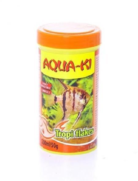 Benelux корма ВИА Корм для тропических рыб, хлопья (AQUA-KI TROPI FLAKES 100 ML), 0,020 кг, 51091
