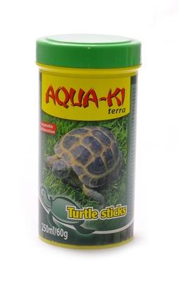 Benelux корма ВИА Корм для черепах в виде палочек (Aqua-ki turtle sticks   250 ml) 46881, 0,060 кг