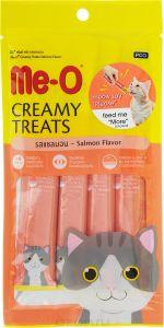 Ме-О крем-лакомство для взрослых кошек всех пород, лосось 60 гр