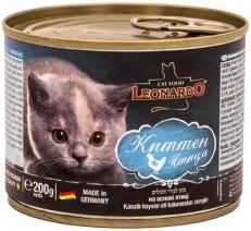 Леонардо 02195 кон.д/котят с Птицей 200г, 65059