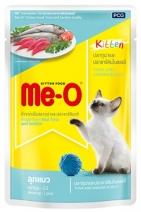 **Ме-О 85805 Kitten пауч д/котят №1 Тунец и сардины в желе 80г, 81871