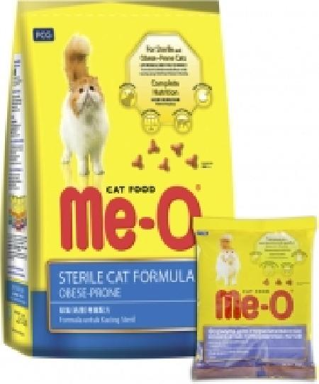 Ме-О 00704 Sterile Cat сух.д/кастрированных котов и стерилизованных кошек 200г, 82249