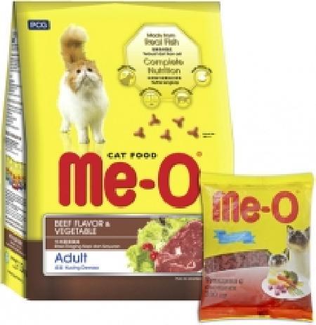 Ме-О 57029 Adult сух.д/кошек Говядина с овощами 200г, 82243