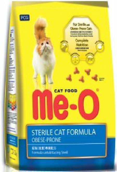 Ме-О корм для кастрированных кошек и котов всех пород 7 кг