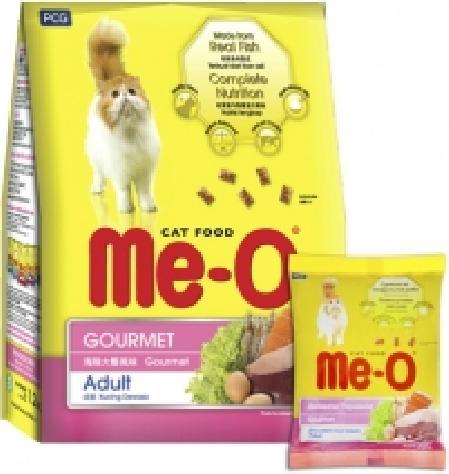 Ме-О 01046 Adult сух.д/кошек Деликатес-пирожное 200г, 82244