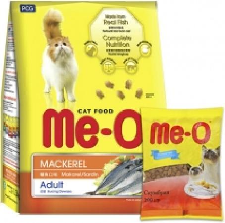 Ме-О 01053 Adult сух.д/кошек Макрель 200г, 82246