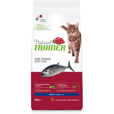 Trainer Сухой корм для взрослых кошек с тунцом 010/230498, 0,300 кг