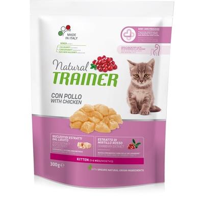 Trainer Сухой корм для котят с курицей от 1 до 6 мес 010/230443, 0,300 кг
