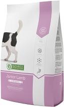 Nature's Protection корм для щенков всех пород в возрасте от 2 до 18 месяцев, ягненок 500 гр