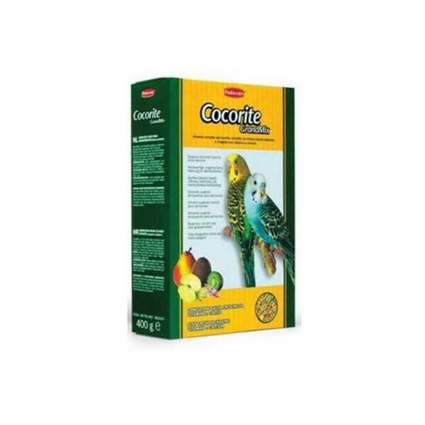 Padovan Сocorite основной корм для волнистых попугаев 400 гр