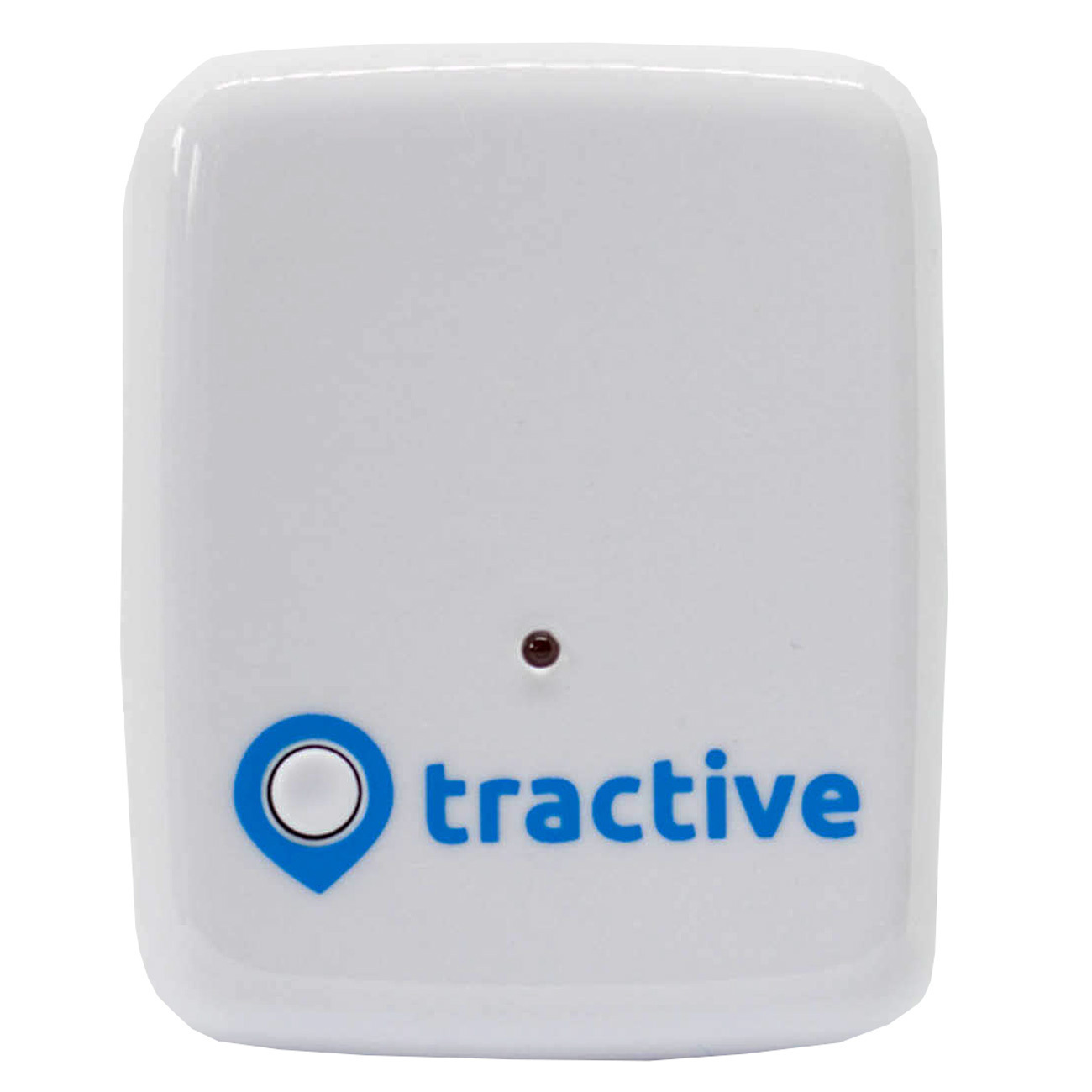 Tractive ВИА GPS трекер для домашних животных,  белый TRATR1, 0,035 кг, 43290