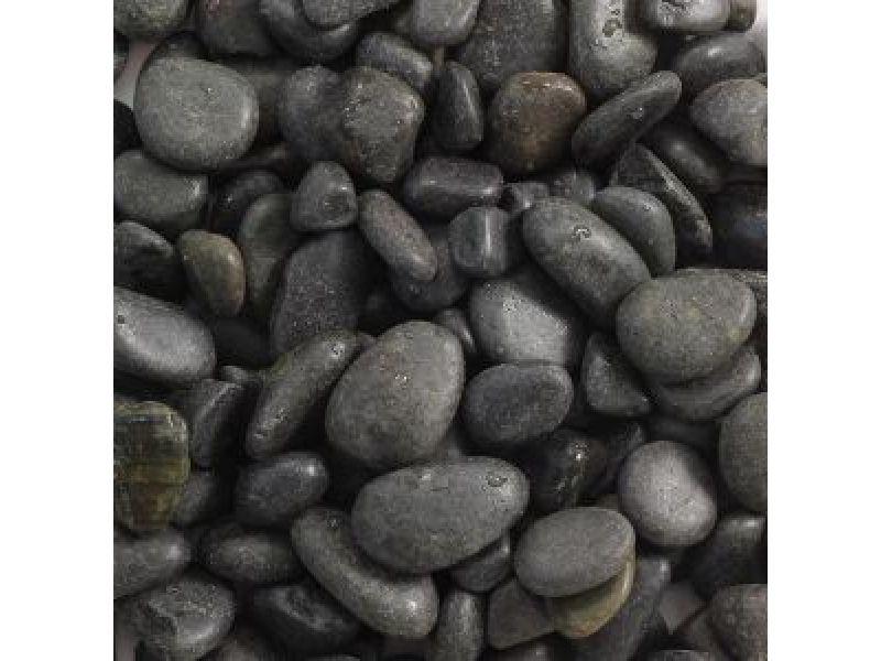 10105A Грунт Laguna 2кг натуральный речная галька коричневый 5-10мм