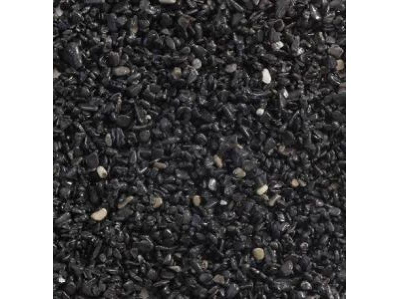 20106A Грунт Laguna 2кг натуральный черный, 2-4мм