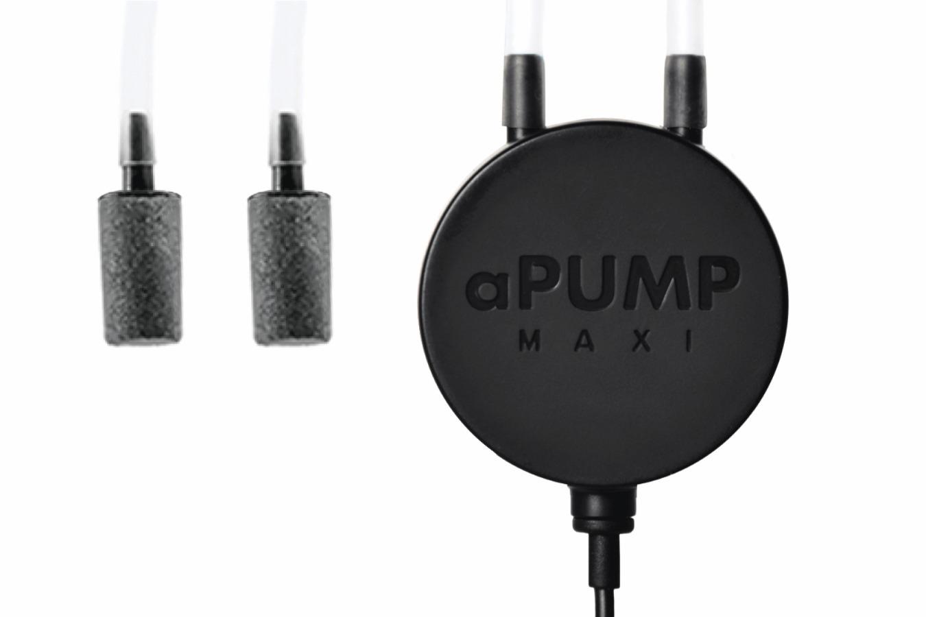 Аквариумный компрессор aPUMP MAXI для аквариумов  объемом до 200л