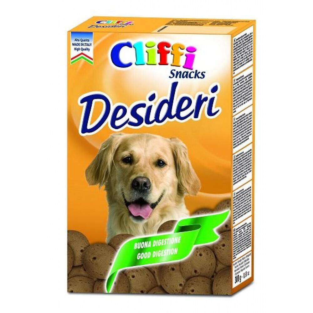 Cliffi (Италия) Мясные бисквиты для собак (Desideri) PCAT237, 0,350 кг, 15550