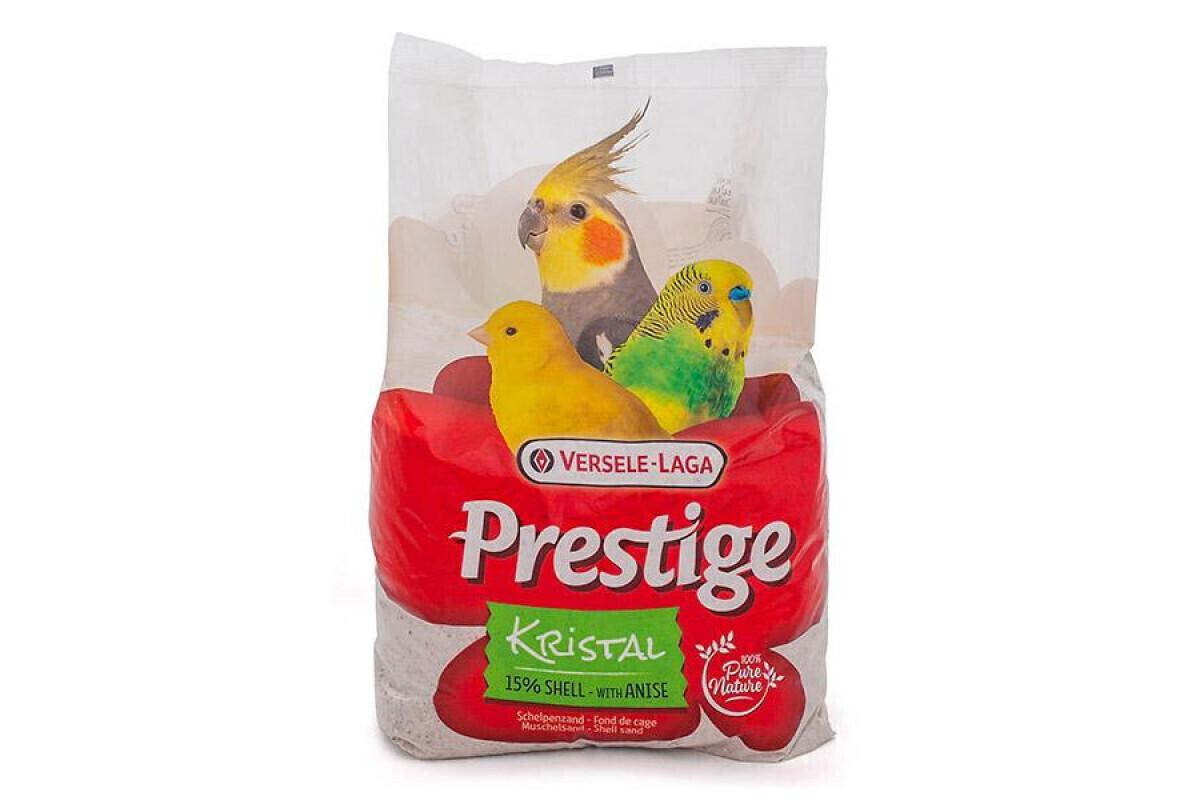 Versele-Laga песок для птиц, с ракушечником, белый 5 кг