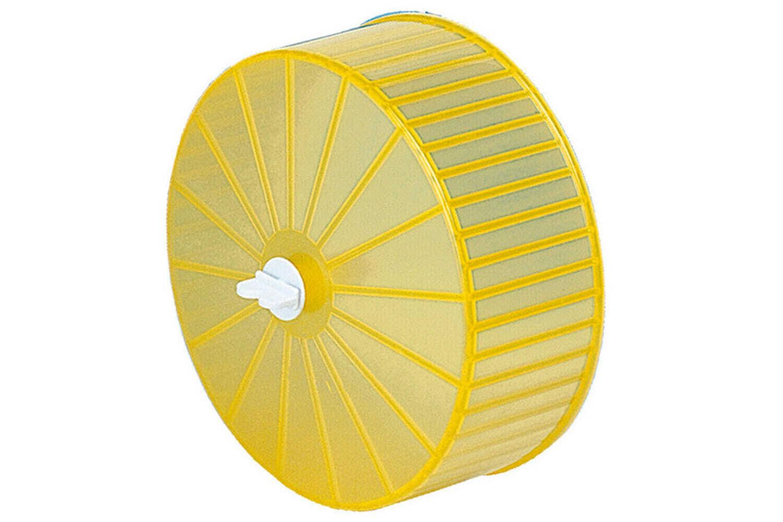 Ferplast FPI4603 колесо для хомяков с креплением, большое 10 см